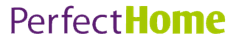 Perfect home logo
