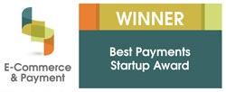 eCOMM wins the eCommerce and Payments Best Startup award, 2019.