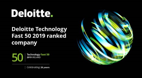 Deloitte Fast 50 listed, 2019.